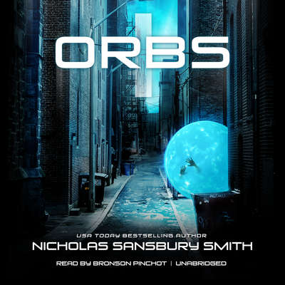 Orbs Audiobook, by Nicholas Sansbury Smith