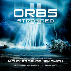 Orbs II: Stranded Audiobook, by Nicholas Sansbury Smith
