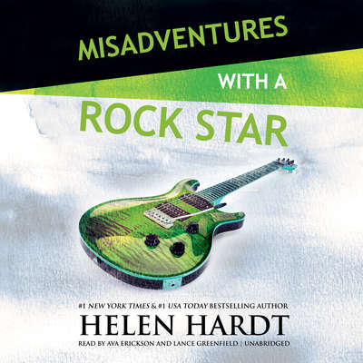 Misadventures with a Rock Star Audiobook, by Helen Hardt