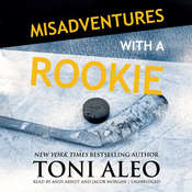 Misadventures with a Rookie  Audiobook, by Toni Aleo