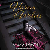 Harem of Wolves Audiobook, by Emma Dawn