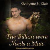 The Billion-were Needs A Mate Audiobook, by Georgette St. Clair
