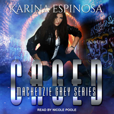 Caged Audiobook, by Karina Espinosa