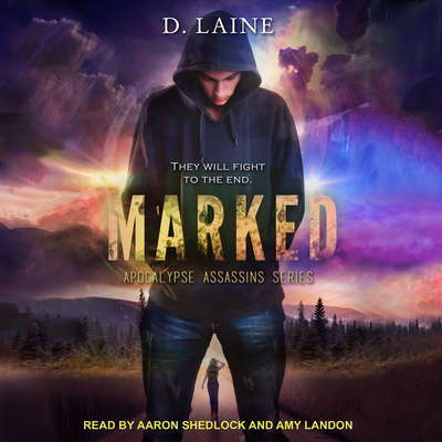 Marked Audiobook, by D. Laine