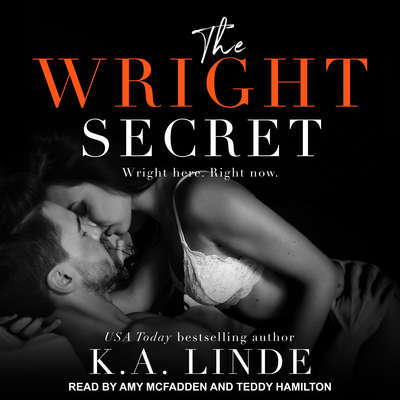 The Wright Secret Audiobook, by K. A. Linde