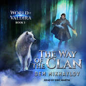 The Way of the Clan 3 Audiobook, by Dem Mikhaylov