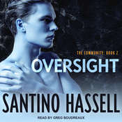 Oversight Audiobook, by Santino Hassell