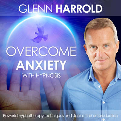 Overcome Anxiety Audiobook, by Glenn Harrold
