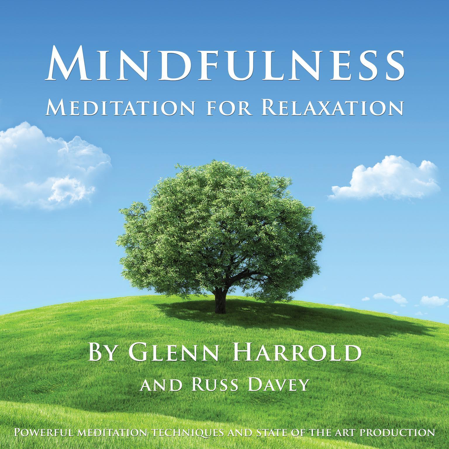 Mindfulness Meditation for Relaxation Audiobook, by Glenn Harrold