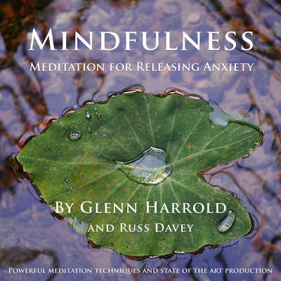 Mindfulness Meditation for Releasing Anxiety: A Mindfulness Meditation to Help You Release Anxiety and Worry Audiobook, by Glenn Harrold