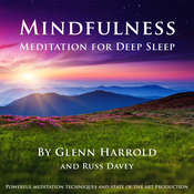 Mindfulness Meditation for Deep Sleep Audiobook, by Glenn Harrold, Russ Davey