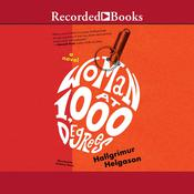 Woman at 1,000 Degrees: A Novel Audiobook, by Hallgrimur Helgason