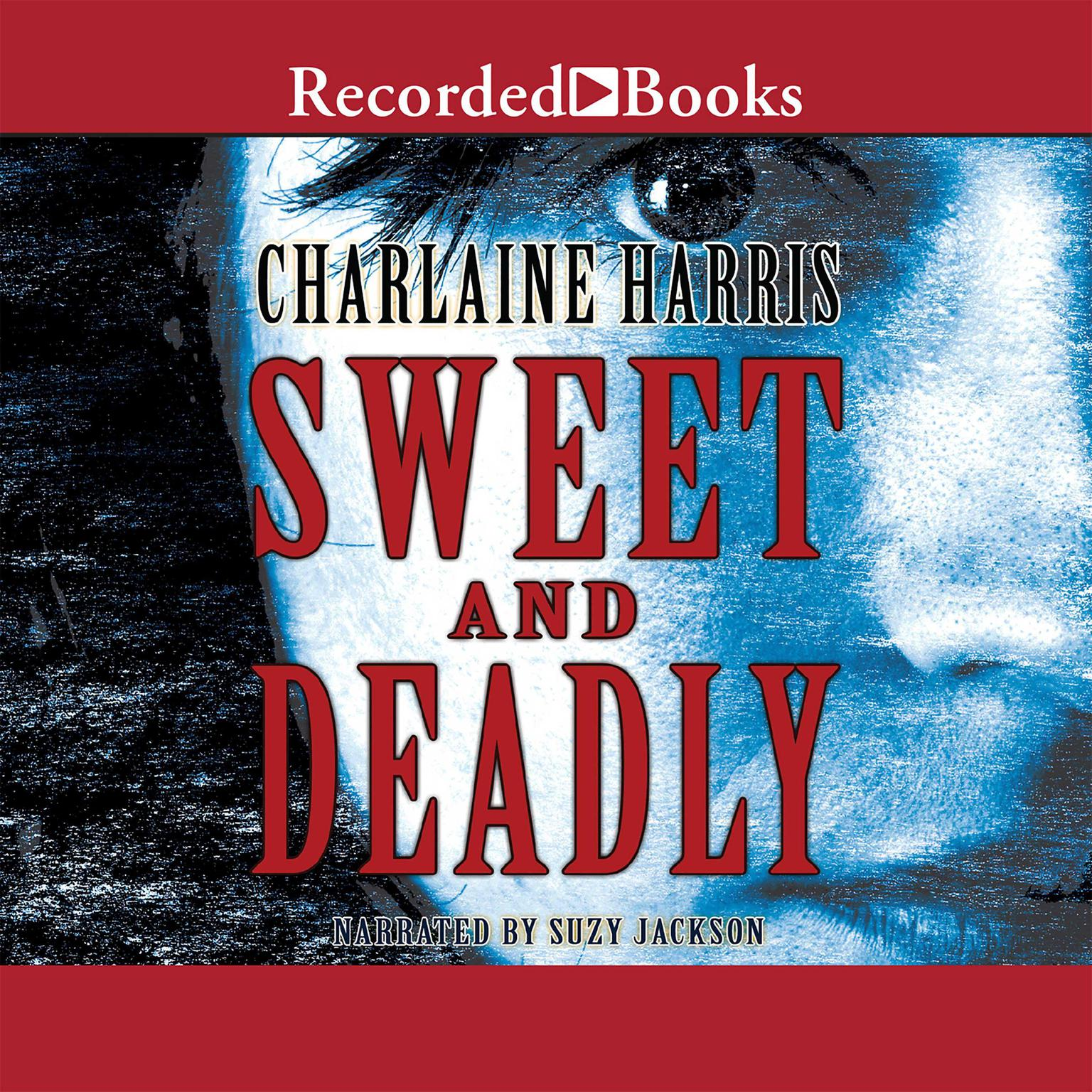 Printable Sweet and Deadly Audiobook Cover Art