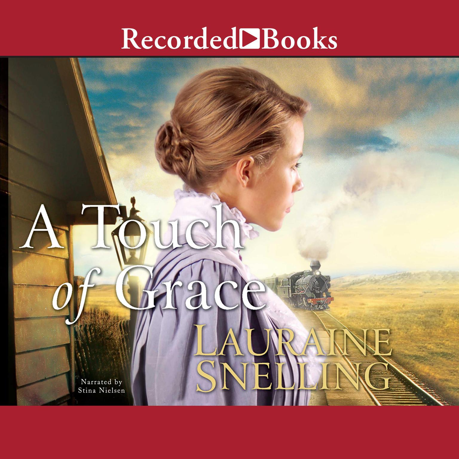 Printable A Touch of Grace Audiobook Cover Art