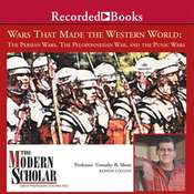 Wars That Made the Western World: The Persian Wars, the Peloponnesian War, and the Punic Wars Audiobook, by Timothy B. Shutt