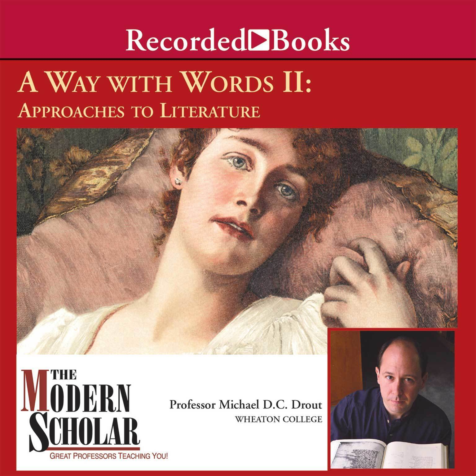 Printable A Way With Words II Audiobook Cover Art