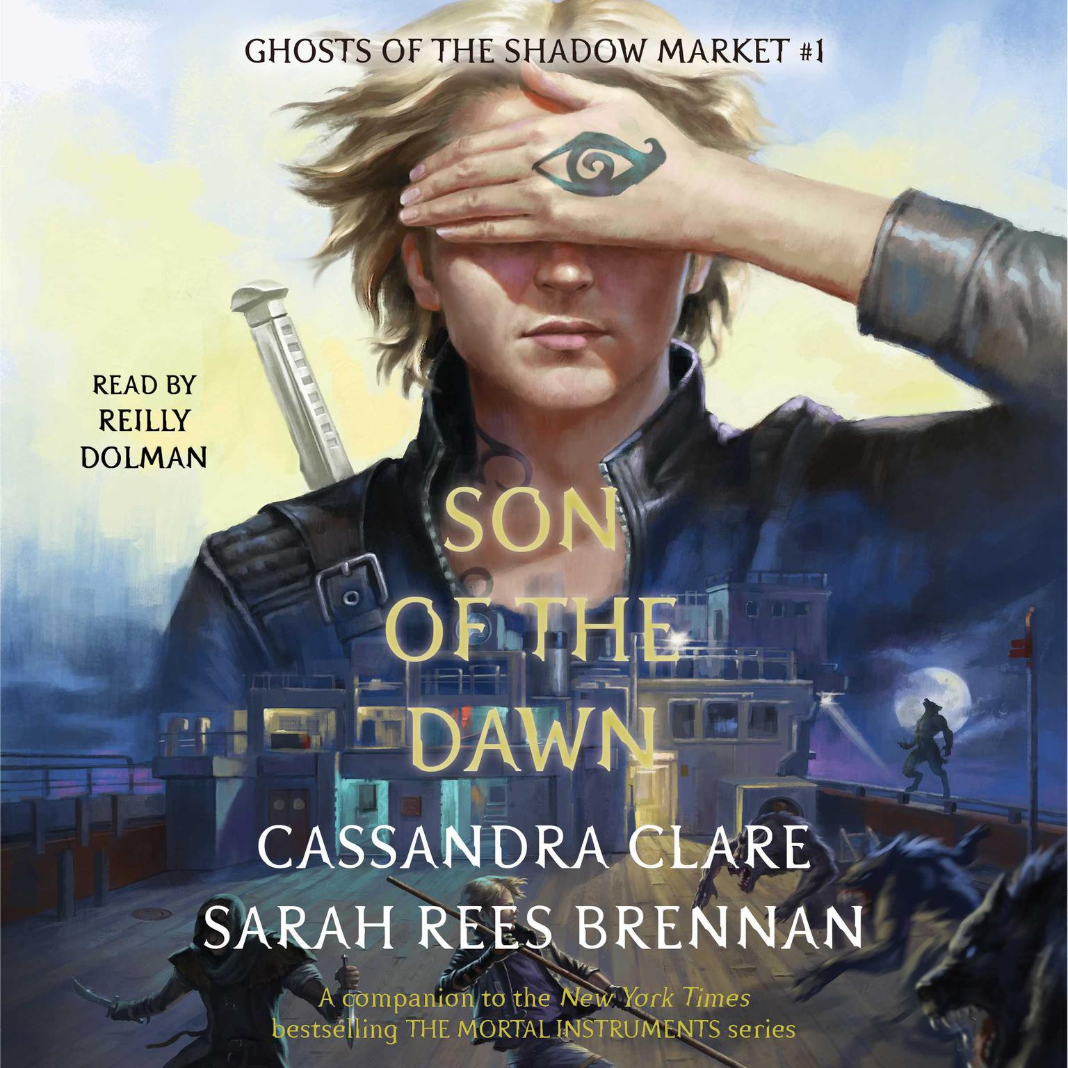 Printable Son of the Dawn Audiobook Cover Art