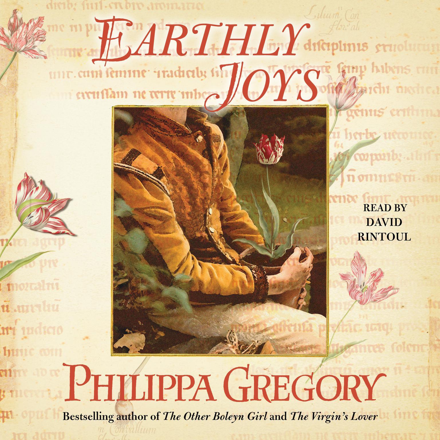 Printable Earthly Joys: A Novel Audiobook Cover Art