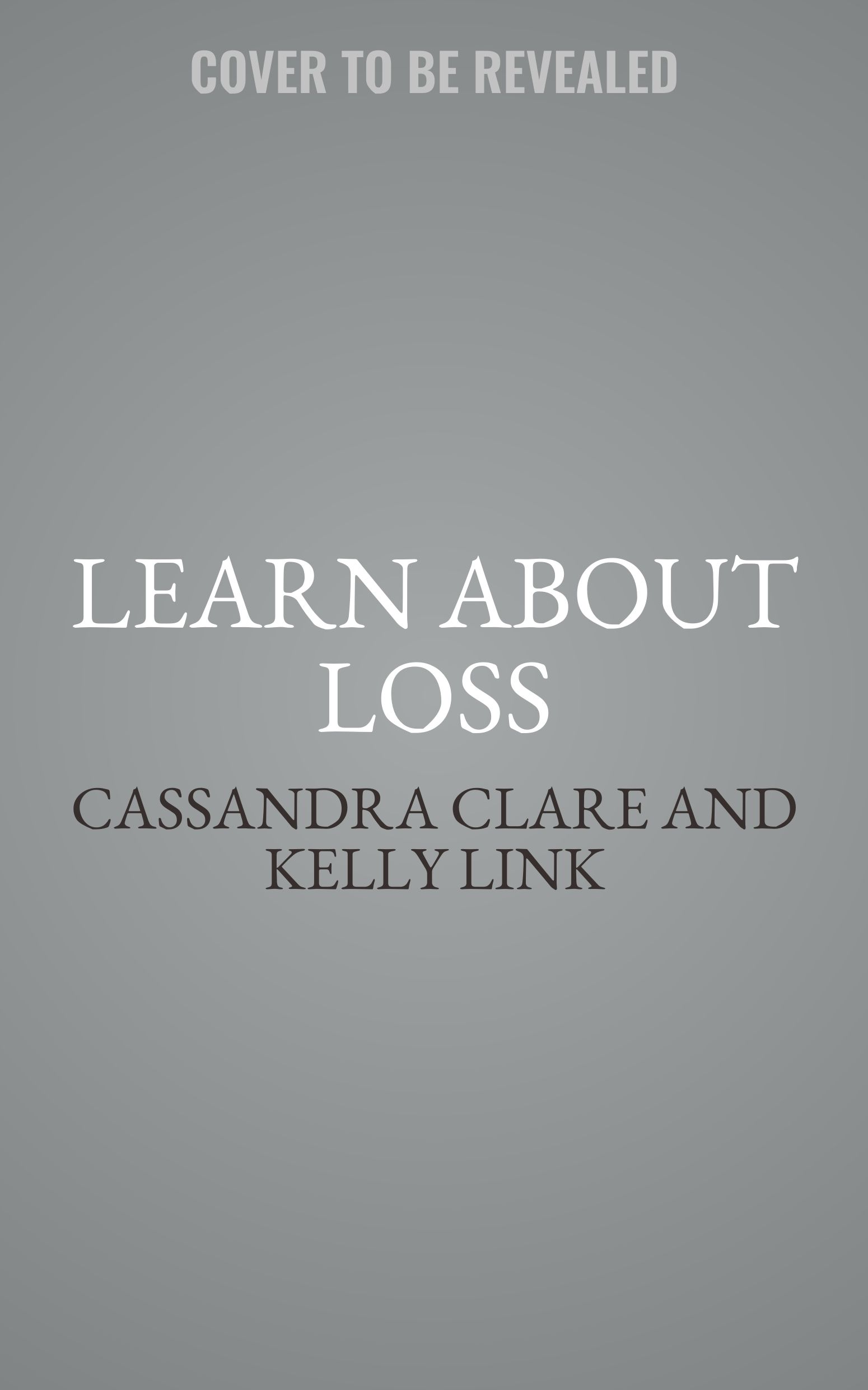 Printable Learn About Loss Audiobook Cover Art