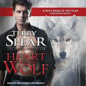 Heart of the Wolf Audiobook, by Terry Spear|