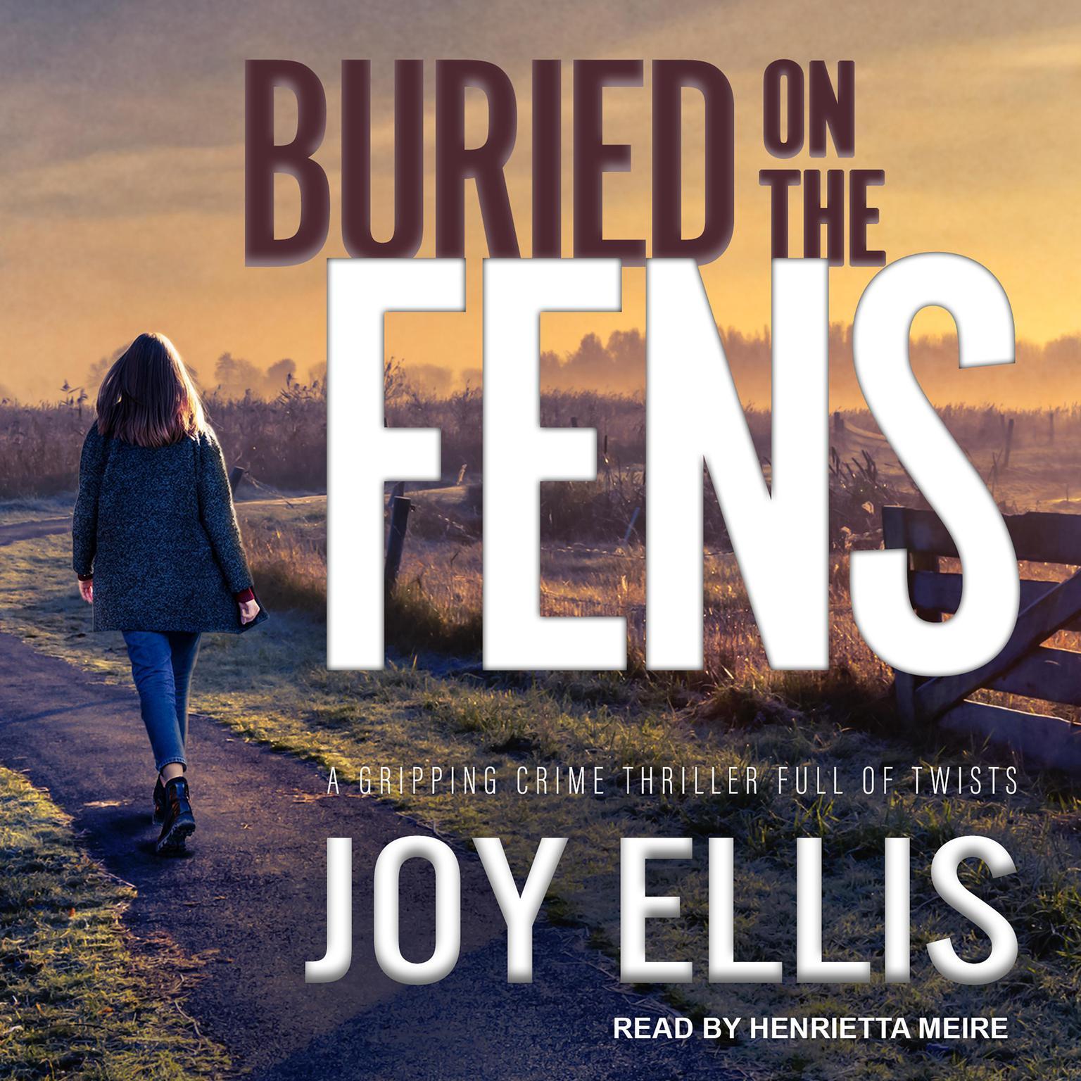 Buried on the Fens Audiobook, by Joy Ellis