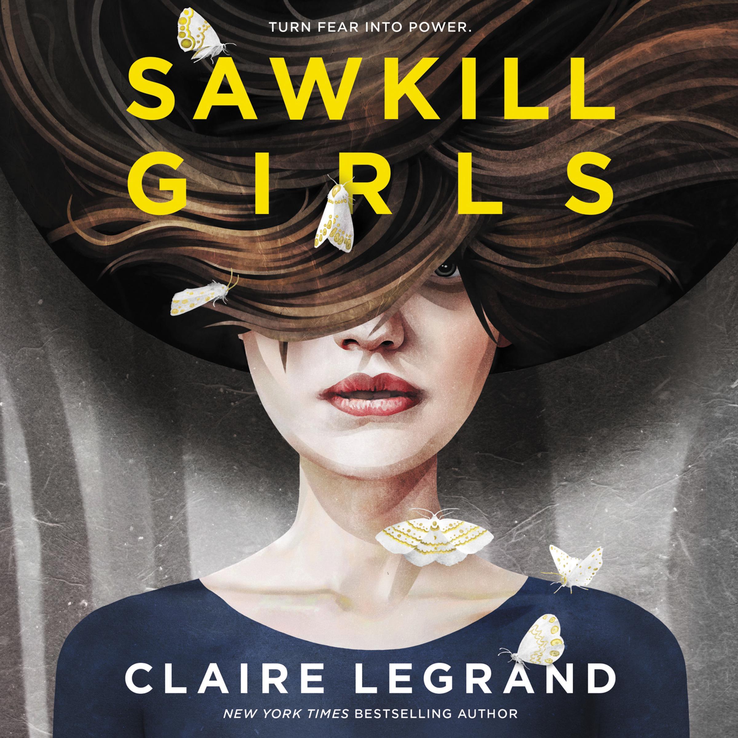 Printable Sawkill Girls Audiobook Cover Art