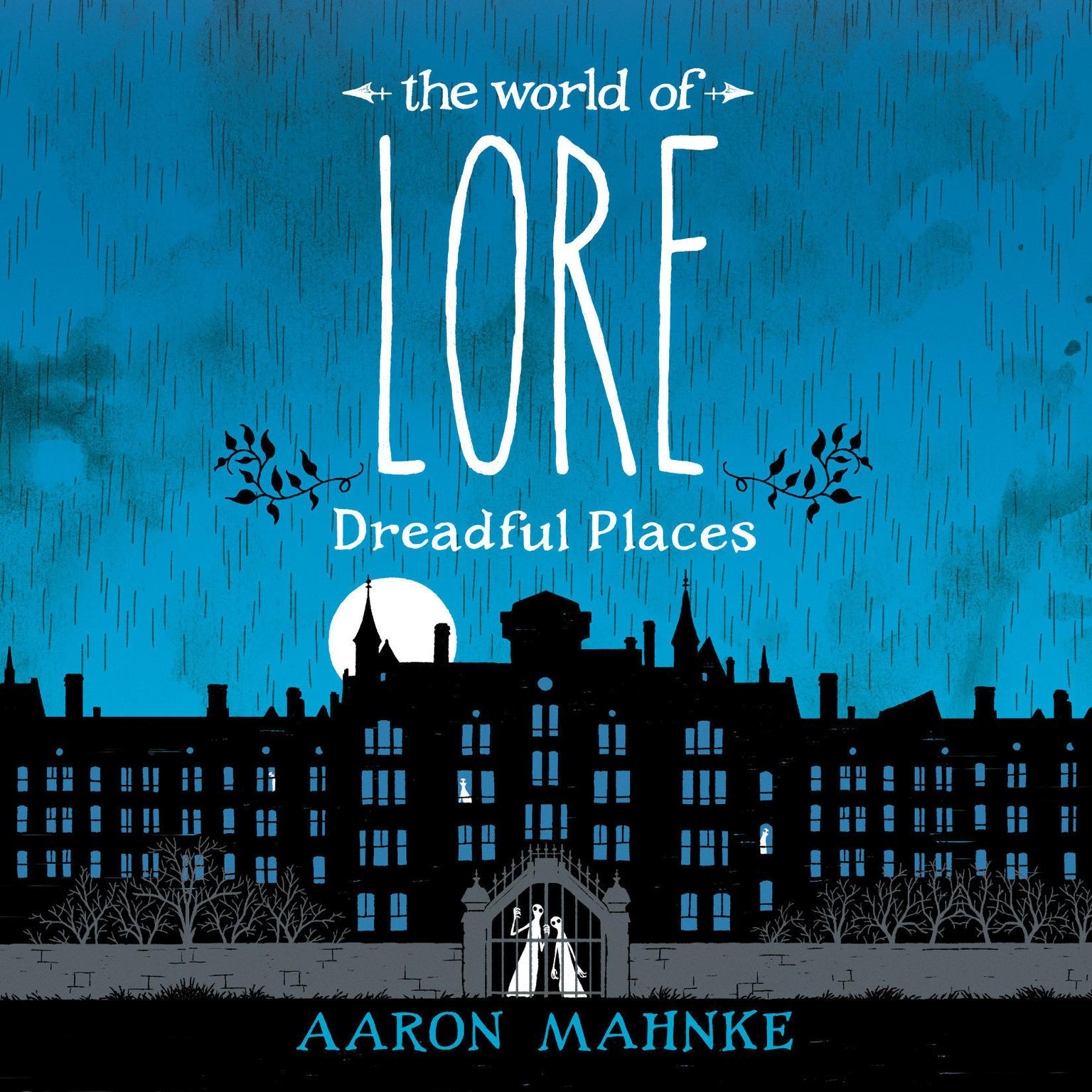 Printable The World of Lore: Dreadful Places Audiobook Cover Art