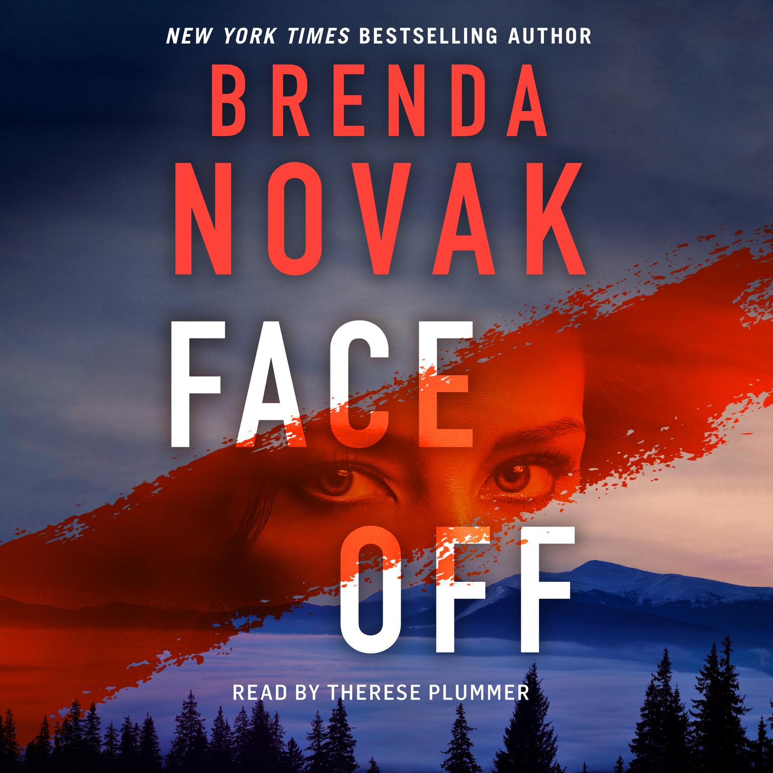 Printable Face Off Audiobook Cover Art