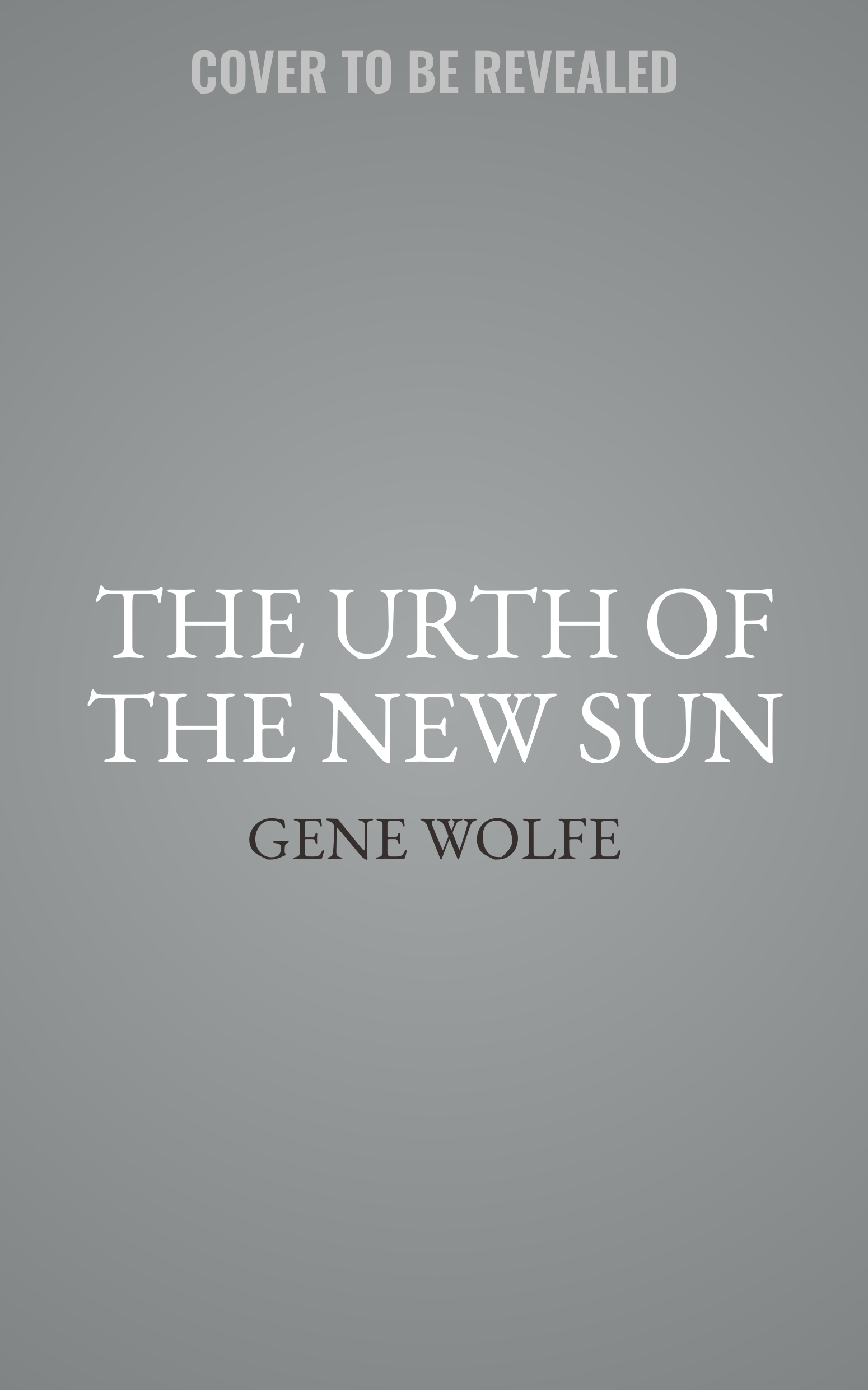 Printable The Urth of the New Sun: The sequel to 'The Book of the New Sun' Audiobook Cover Art