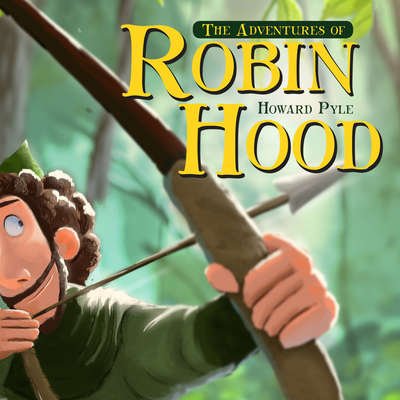 The Adventures of Robin Hood Audiobook, by Philip Edwards
