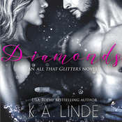 Diamonds Audiobook, by K. A. Linde