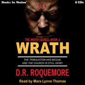 Wrath Audiobook, by D. R. Roquemore