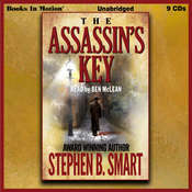 The Assassins Key Audiobook, by Stephen B Smart