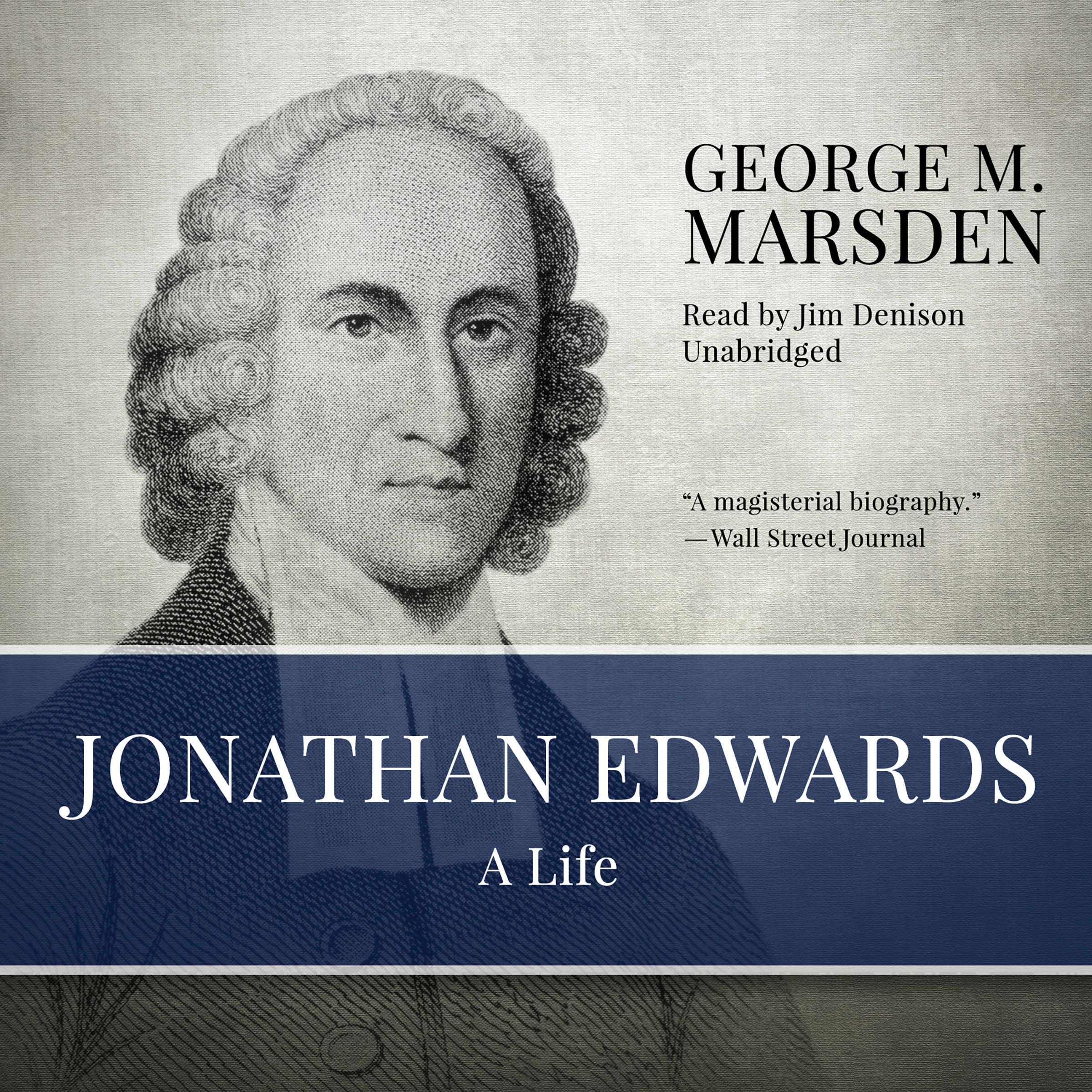 Printable Jonathan Edwards: A Life Audiobook Cover Art