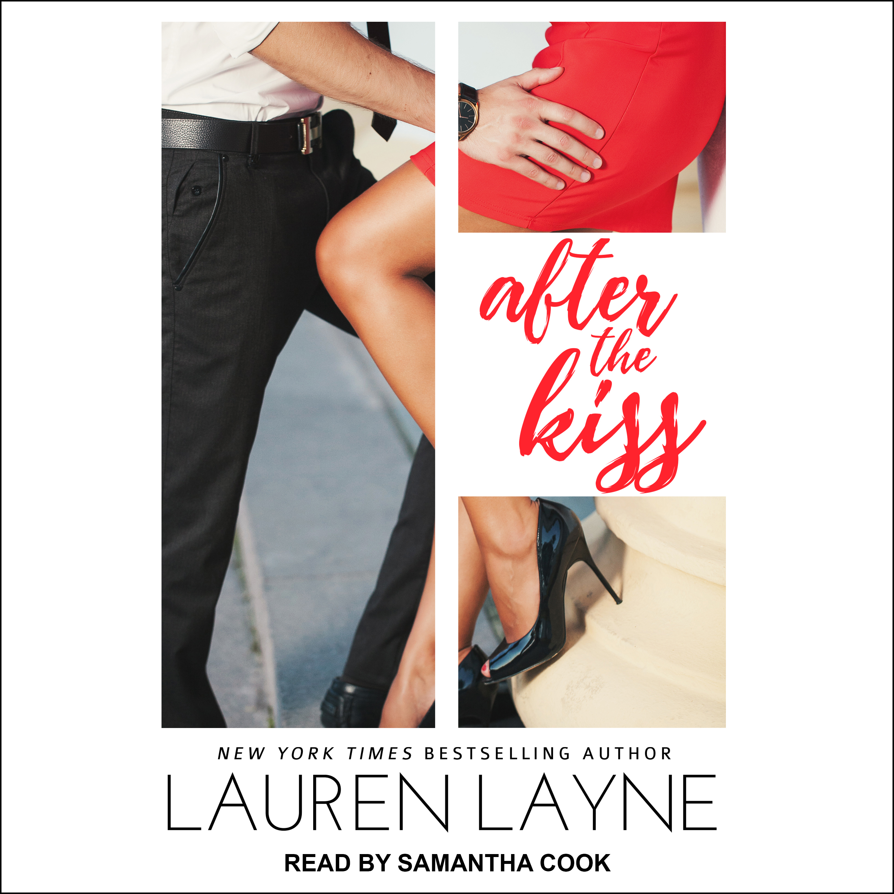 Printable After the Kiss Audiobook Cover Art