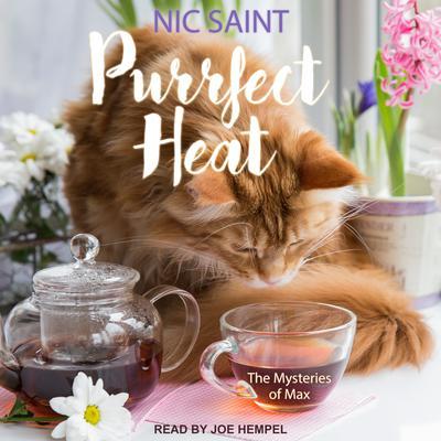 Purrfect Heat Audiobook, by Nic Saint