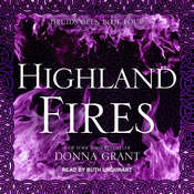 Highland Fires Audiobook, by Donna Grant