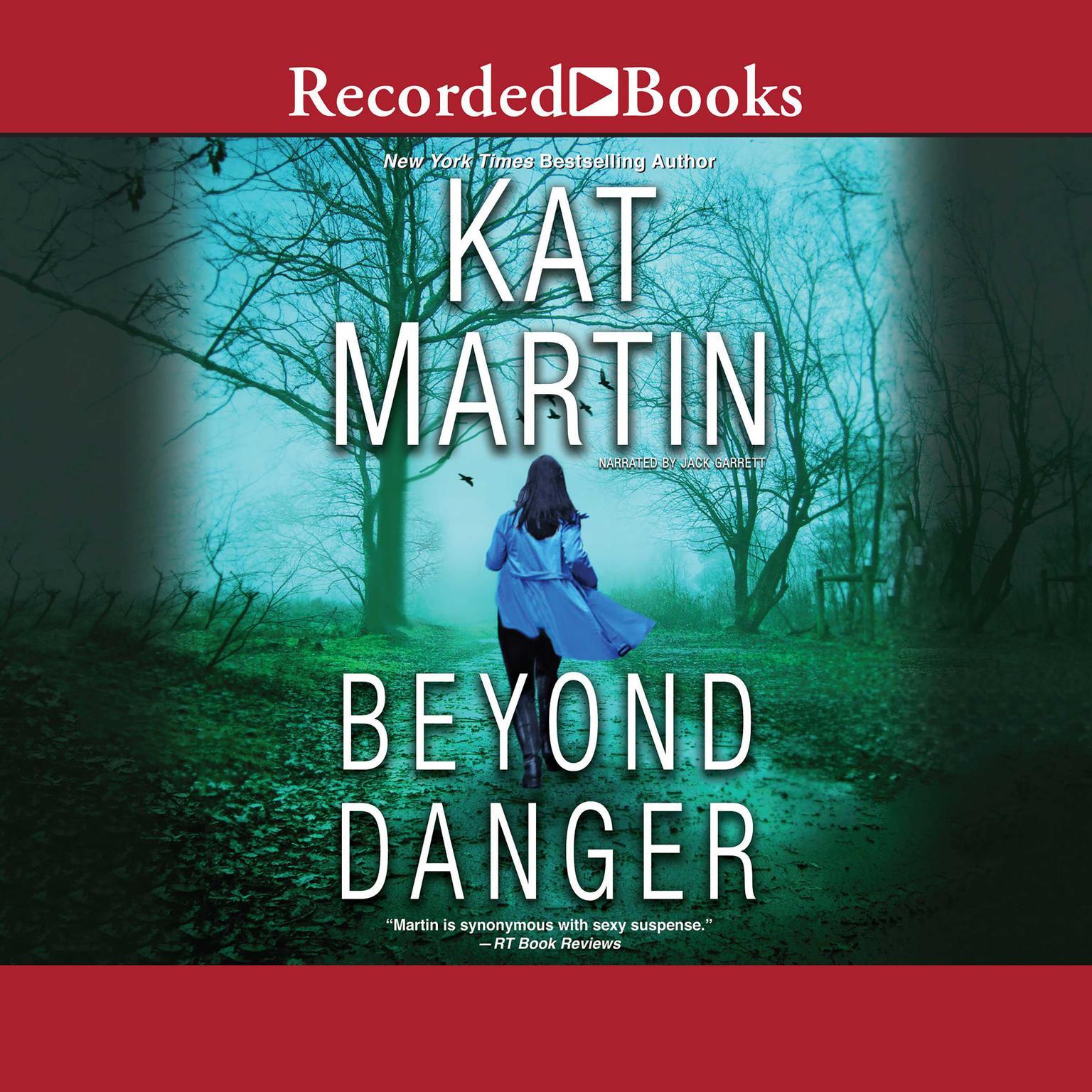 Beyond Danger Audiobook, by Kat Martin