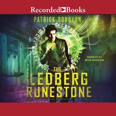 The Ledberg Runestone Audiobook, by Patrick Donovan