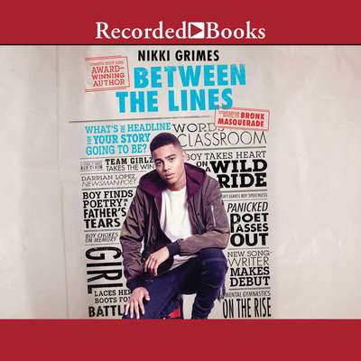 Between the Lines Audiobook, by Nikki Grimes