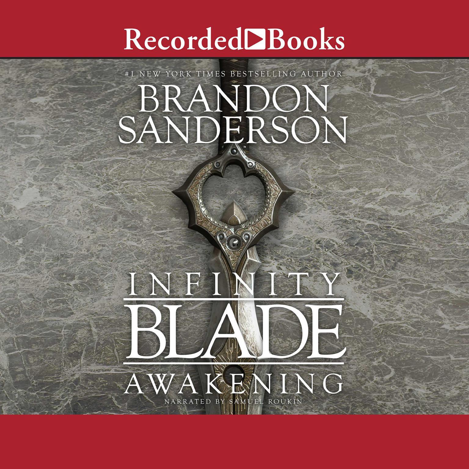 Printable Infinity Blade: Awakening Audiobook Cover Art