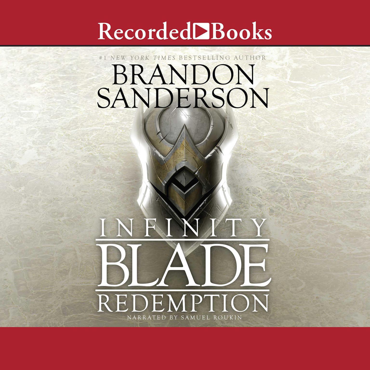 Infinity Blade: Redemption Audiobook, by Brandon Sanderson