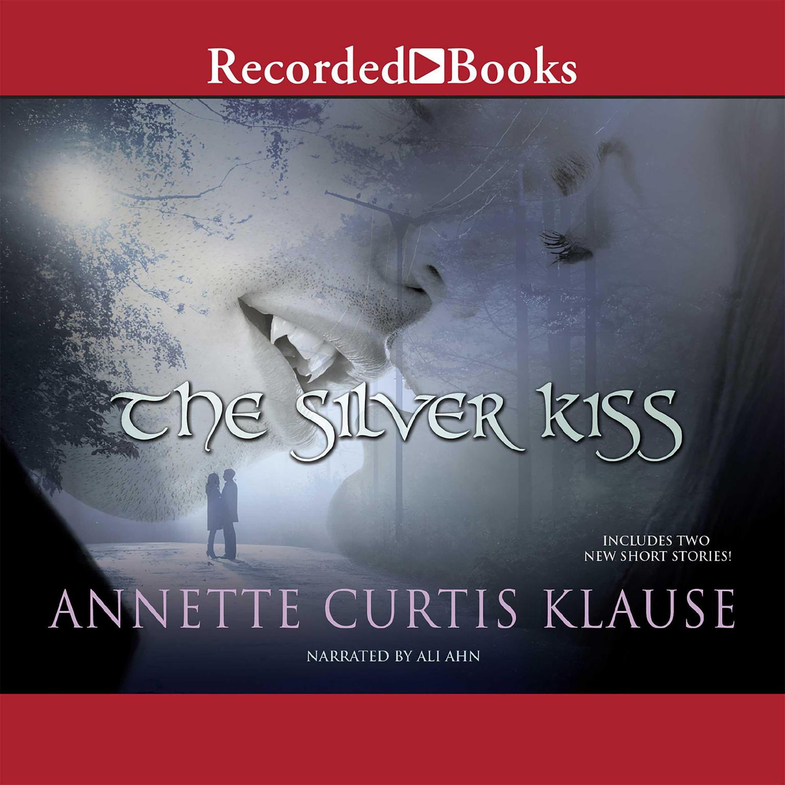 Printable The Silver Kiss Audiobook Cover Art