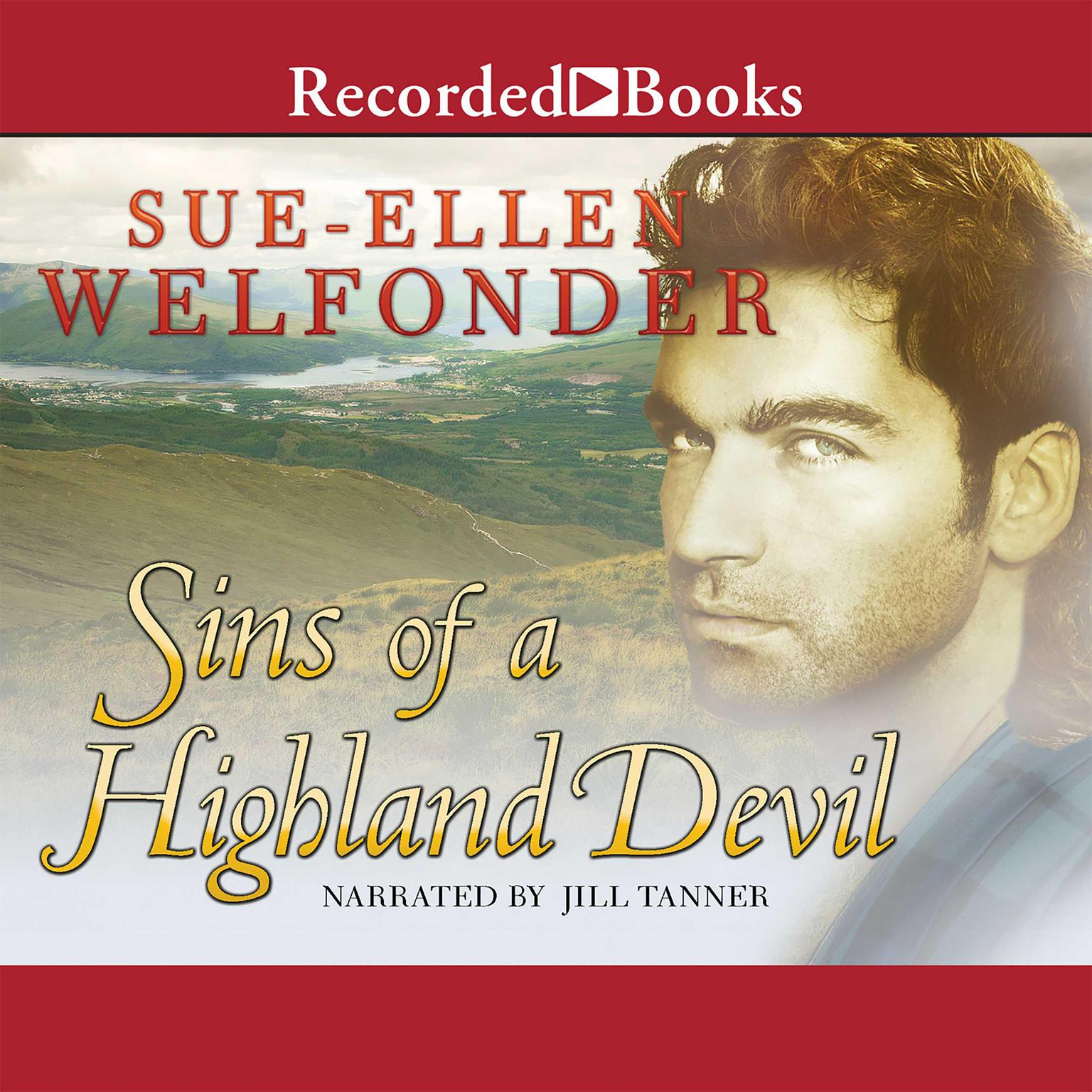 Printable Sins of a Highland Devil Audiobook Cover Art