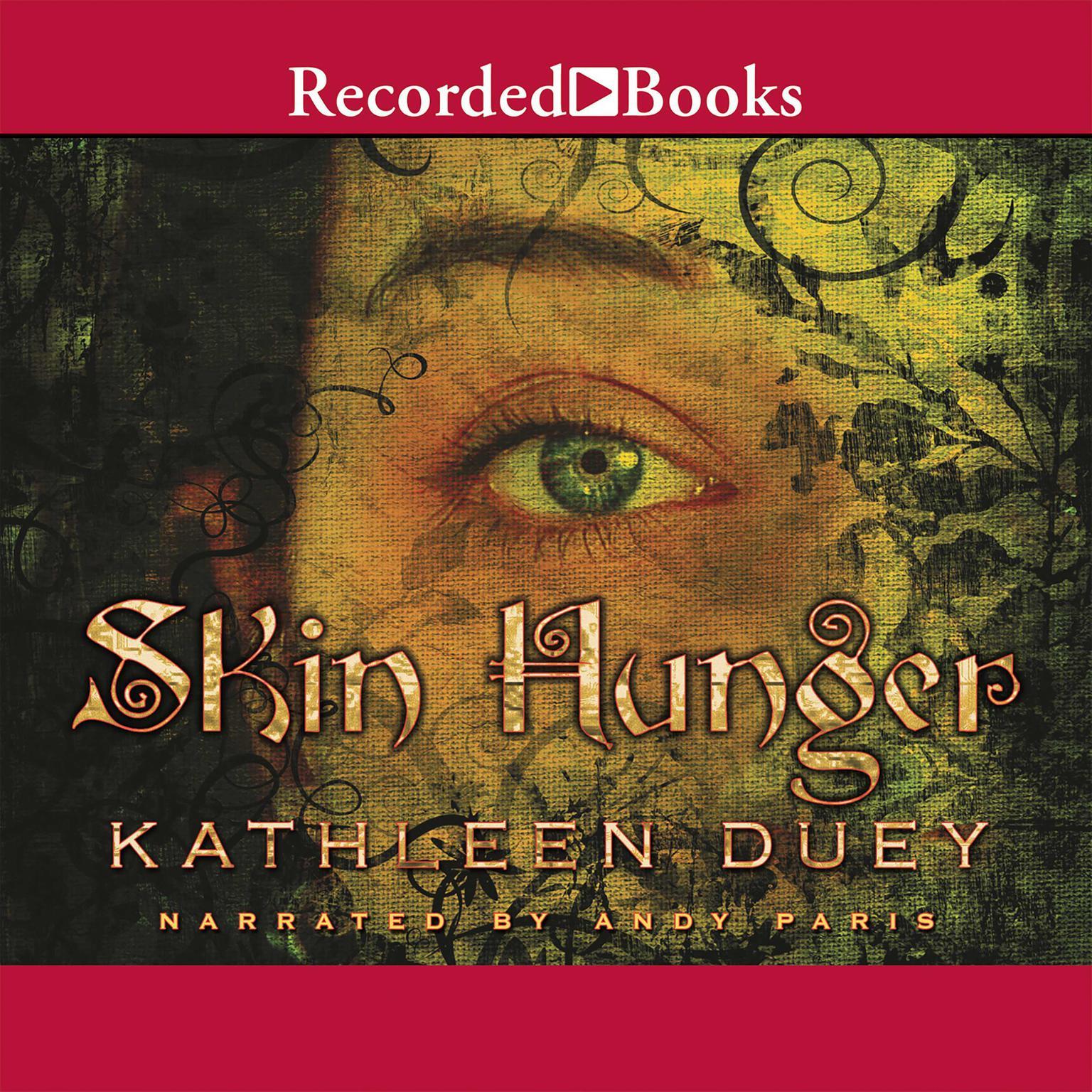 Printable Skin Hunger Audiobook Cover Art