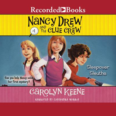Sleepover Sleuths Audiobook, by Carolyn Keene