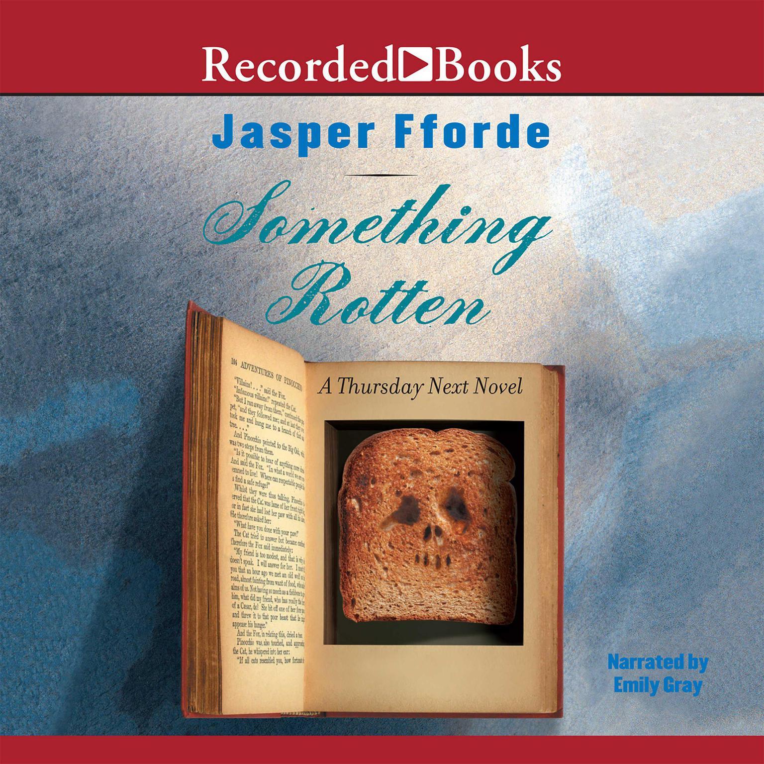 Something Rotten Audiobook, by Jasper Fforde