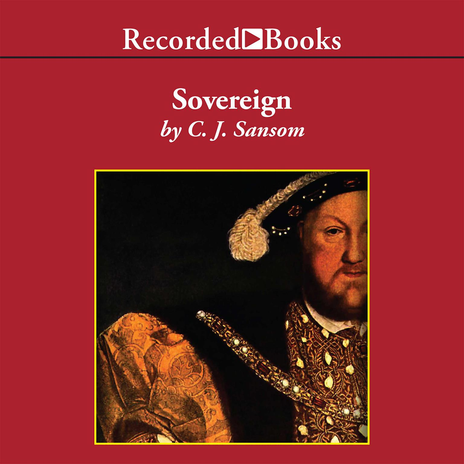 Printable Sovereign Audiobook Cover Art