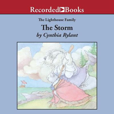 The Storm Audiobook, by Cynthia Rylant