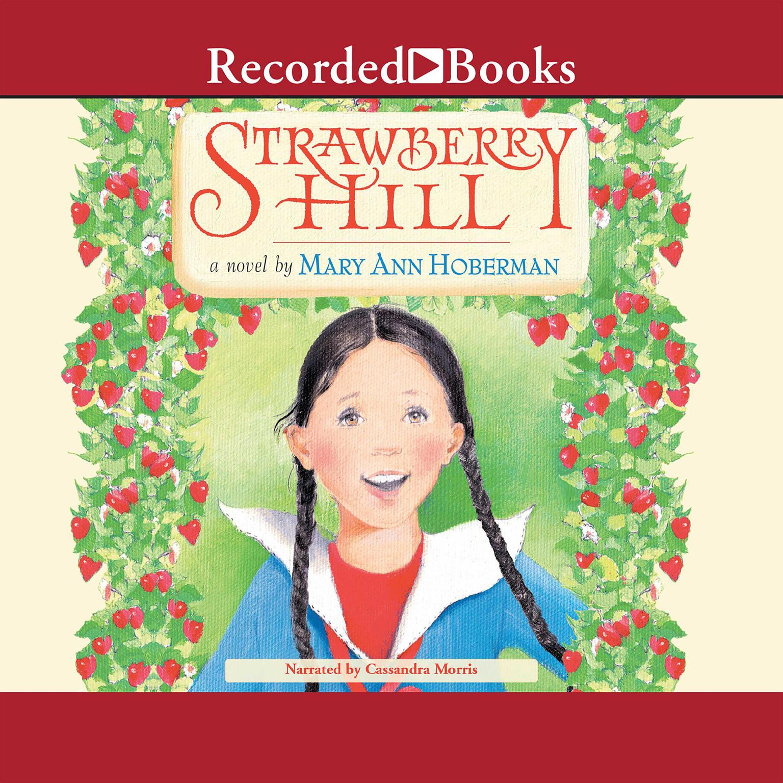 Printable Strawberry Hill Audiobook Cover Art